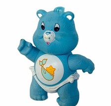 Care Bears 1984 toy action figure AGC vtg doll collectible blue baby tugs star  - $24.14