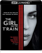 The Girl on the Train (4K Ultra HD)