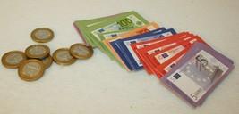 Monolopy European Landmark Edition Game 1992 Replacement Euros money cas... - $24.95