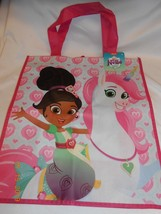 New kids Nick Jr. Nella the Princess Knight reusable tote shopping bag V... - $7.43