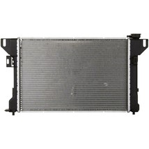 RADIATOR CH3010115 FOR 91 92 93 94 95 SPIRIT DAYTONA SHADOW ACCLAIM SUNDANCE image 2