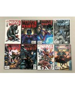 Lot of 8 Marvel Team-Up (2004 3rd Series) #10 12 13 17 18 19 25 Ultimate... - $21.78