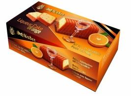 Schluender Liqueur Cake Orange flavor 14 oz FREE SHIPPING - $17.81