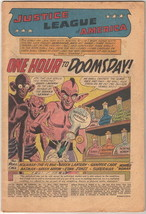 Justice League of America Comic #11, DC 1962 Coverless - $15.44
