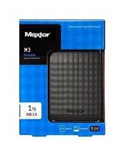Maxtor Seagate M3 1TB externe Festplatte Handy schwarz USB tragbar 1TB HDD - $69.33