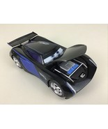 Disney Cars Jackson Storm 1:24 Race car Vehicle Die Cast Metal Jada Toys... - $29.65