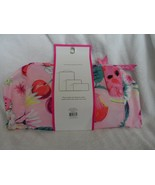 Vera Bradley Packable Packing Cube Set for Travel in NEW Rosy Garden Picnic - $42.00