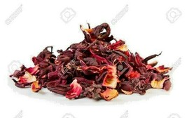 Dried Hibiscus Flowers Tea Leaves Loose Hibiscus Sabdariffa Spices of the World - $16.99