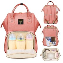 Sunveno Baby Diaper Bag Mummy Maternity Nappy Bag Large Capacity Travel ... - $61.40