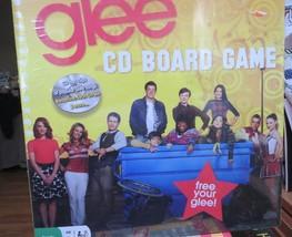 GLEE! CD BOARD GAME - GENTLY USED - $8.00