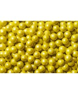 Sixlets Shimmer Yellow Chocolate - $13.36 - $33.16
