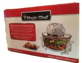 Magic Chef 3-Gallon Glass Bowl Kitchen Cook Cou... - $54.99