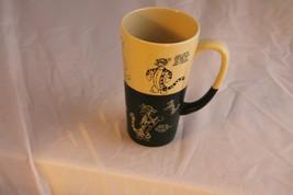 Walt Disney World WDW Parks Tigger Coffee Mug Cup Animation Drawings Winnie Pooh - $32.43