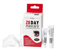 Godefroy 28 Day Mascara Black Permanent Eyelash Tint Kit Contains 25 App... - $24.99