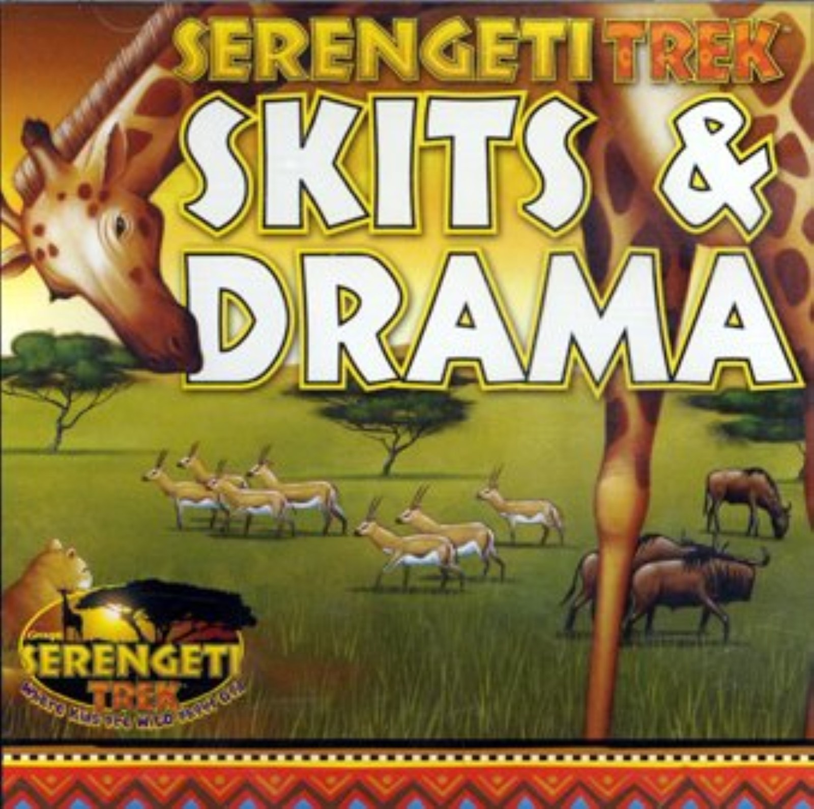 Serengeti Trek - Skits & Drama Cd