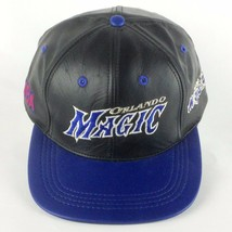ORLANDO MAGIC LOGO TEAM NFL BASEBALL LEATHER CAP - $29.65