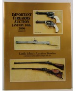 Important Firearms Auction January 10, 2006 Session IV - $5.99
