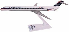MD-88 (MD-80) Delta Airlines - Old Livery 1/200 Scale Model by Flight Mi... - $29.69