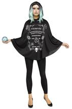 Women's Spirit Board Poncho by Fun World™/One Size/NWT - $22.75