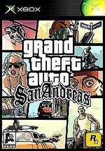 Grand Theft Auto: San Andreas (Microsoft Xbox, 2005) - $11.95