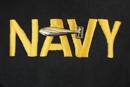 USN US NAVY SHIP SHORE CREW'S TM TORPEDOMAN'S MATE UTILITY BALL CAP BADG... - $24.74
