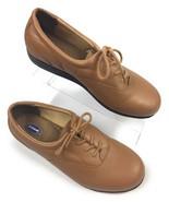 Dr Scholl's E6Y-2X Advanced Comfort Shoes Tan Women's 10 Wide US - $21.73