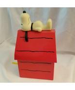 Little Simon Snoopy's Doghouse Library by Charles Schulz First Edition S... - $4.90