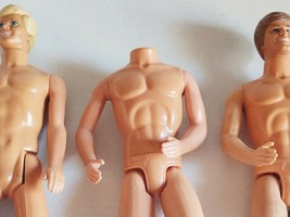 Ken Dolls/Action Figures Mattel Lot of 3 - $18.45
