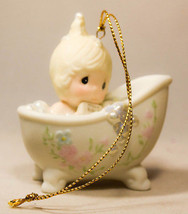 Precious Moments: He Cleansed My Soul - 112380 - Hanging Ornament - $12.17