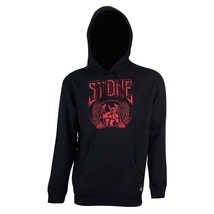 Stone Brewing Crusher Pullover Hoodie Black - $60.98+