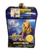 Hannah Montana Activity Fun Pad Includes 30 Magic Reveal Pages  - $4.99