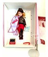 Madame Alexander Doll Coca Cola American Aviation Coke 10 inch 17380 - $116.82