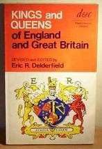 Kings and Queens of England and Great Britai Delderfield, Eric R image 1