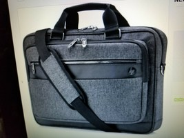 "NEW HP Executive 15.6"" Top Load notebook case - 6KD06AA Authentic!  - $28.50"