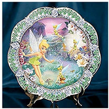 The Bradford Exchange Fairy Dust Tinkerbell Limited-Edition Jewels Of Ne... - $82.70
