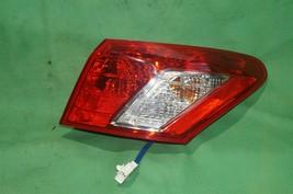 07-09 Lexus ES350 Taillight Tail Light Lamp Passenger Right RH image 1