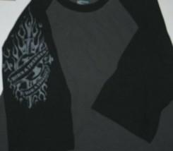 Star Trek Born A Trekker Die A Trekker Jersey T-Shirt M - $14.49