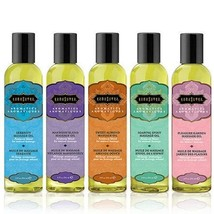 KAMA SUTRA AROMATIC MASSAGE OIL - Multiple Scents 8 oz. - $15.49