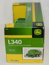 John Deere LP53351 Die Cast Metal Replica L340 Large Square Baler image 6