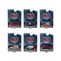 Blue Collar Collection Series 5, Set of 6 pieces 1/64 Diecast Model Cars... - $46.47