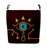 Sheikah Slate Crossbody Bag - MADE TO ORDER - $30.99+