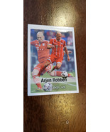 2019 sinigaglia Promo Card Arjen Robben Bayern Munich Holland Real Madrid - $34.98