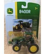 John Deere LP64762 ERTL 8400R Die Cast Metal Replica Tractor - £8.40 GBP