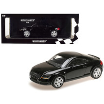 1998 Audi TT Coupe Black Limited Edition to 300 pieces Worldwide 1/18 Di... - $145.34