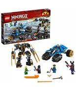 Brand New LEGO NINJAGO 71699 Legacy Thunder Raider Ninja Mech Building Kit  - $79.00