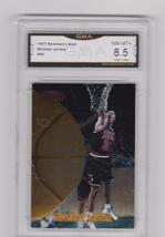 """The Great"" Michael Jordan 1997 Bowman's Best #60 Graded 8.5 Near Mint Card - $49.50"