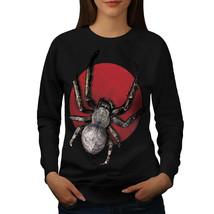 Massive Tarantula Spider Animal Jumper  Women Sweatshirt - $18.99