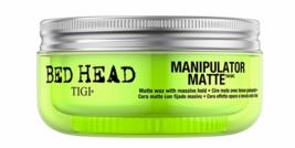 TIGI Bed Head Manipulator Matte Wax With Massive Hold, 2 oz. - $11.95