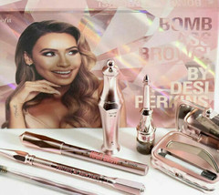 Benefit Cosmetics Bomb Ass Brows! By Desi Perkins Set in Light Shade - $44.95