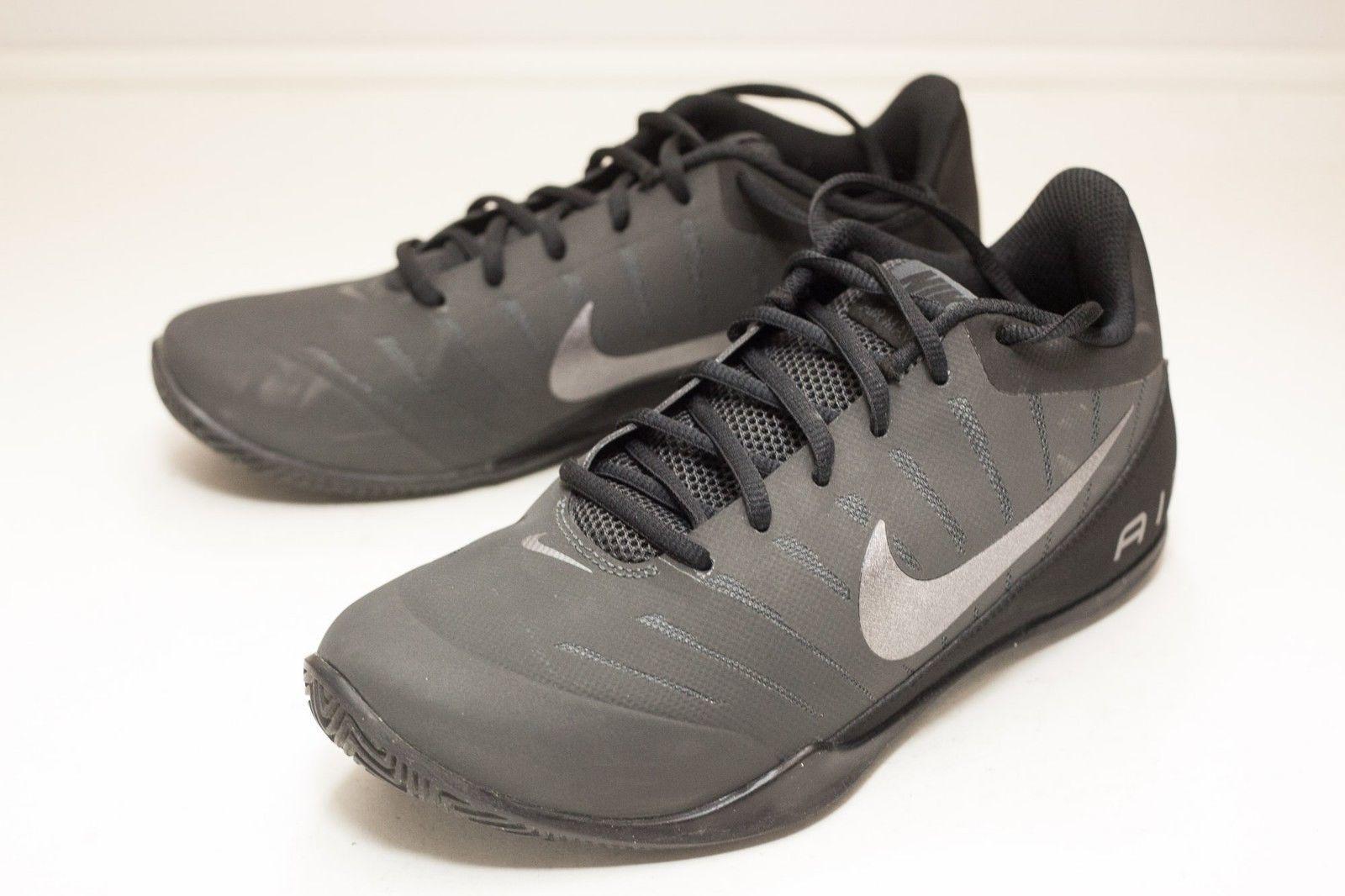 online retailer ca984 2500d Nike Air Mavin Size 7 Gray Basketball Shoes Men s